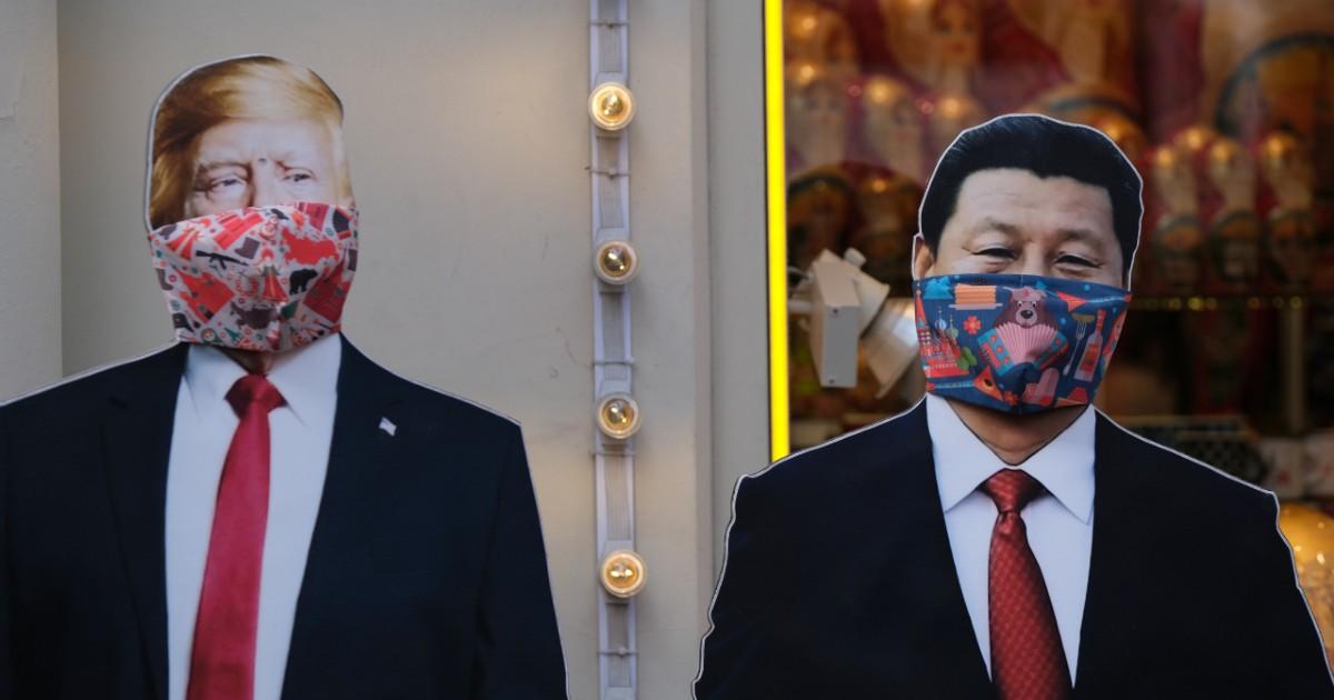 """Фото США готовятся к """"вирусной войне"""" с Китаем. Что сделает Россия?"""