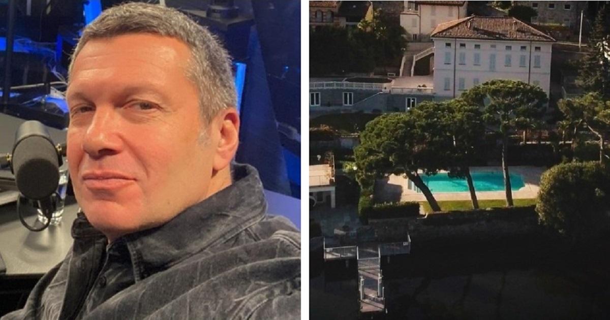 Фото Соловьев объяснил, почему купил дом в Италии, а не в Крыму