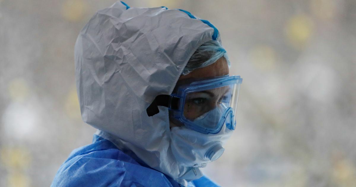 Все еще 10 тысяч за сутки: данные о пандемии к утру 5 мая