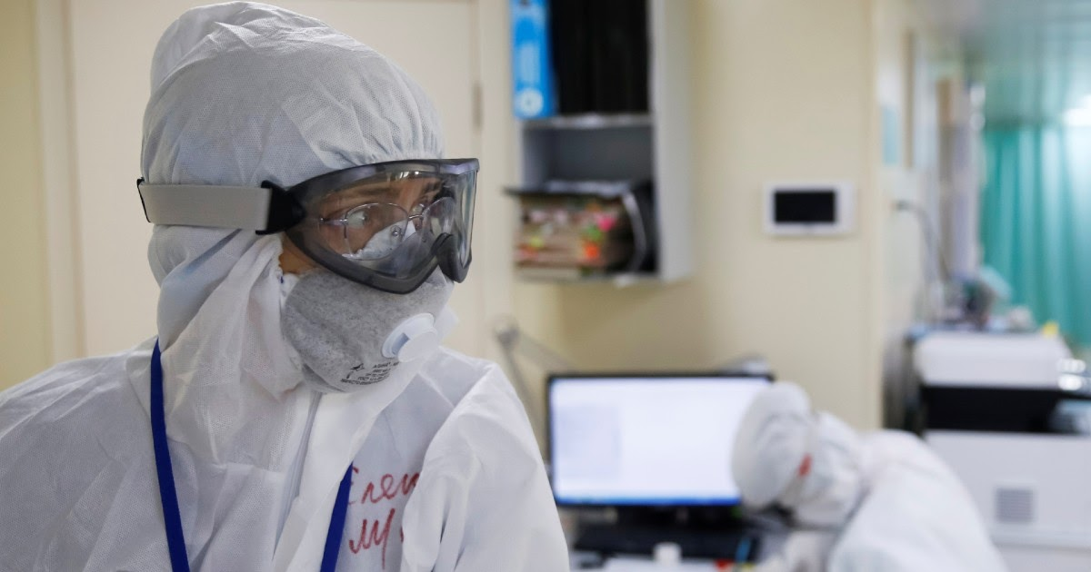 Фото Еще 50 летальных исходов. Новые данные о коронавирусе в Москве