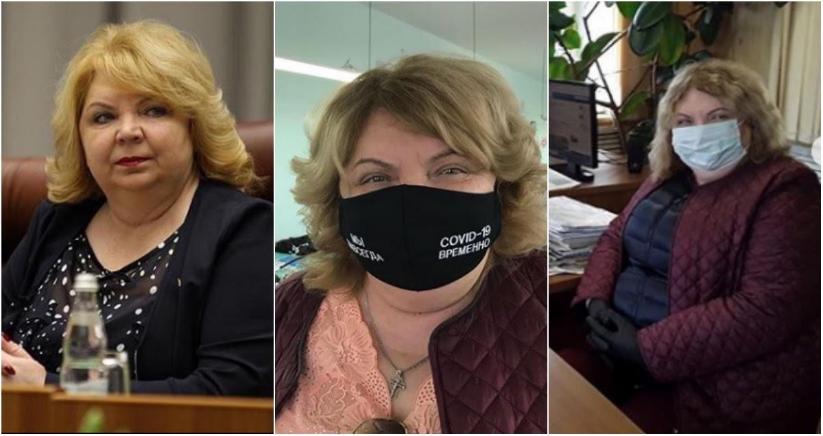 Депутат Госдумы Максимова в тяжелом состоянии из-за коронавируса