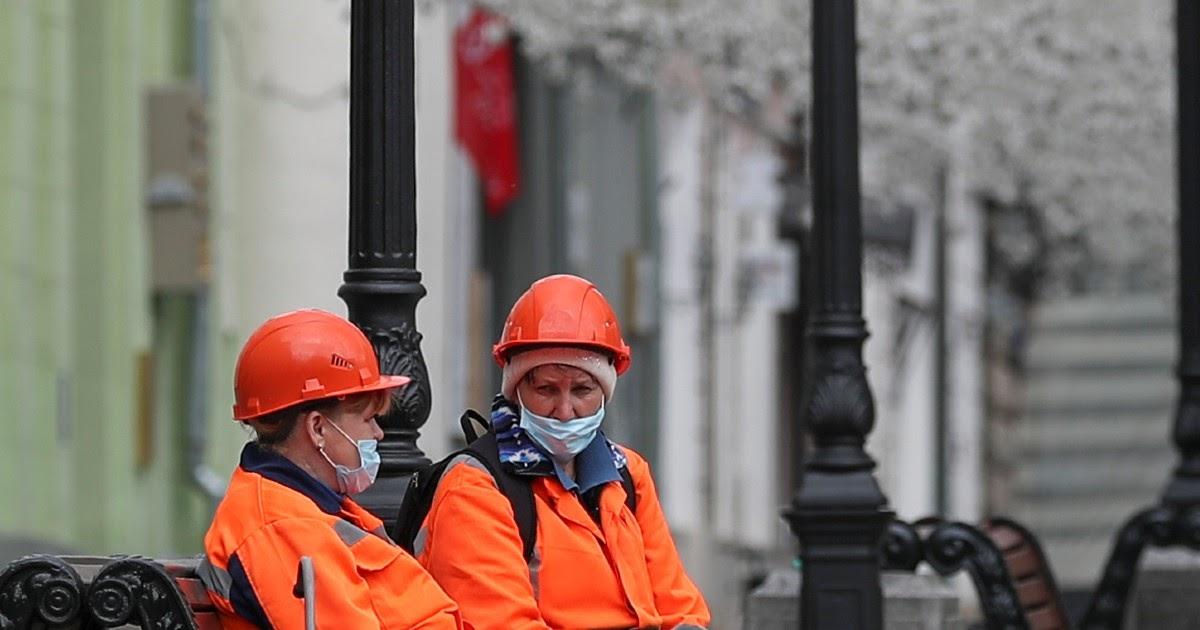 Снова рекорд по заражениям. Свежие данные о коронавирусе в РФ на 7 мая