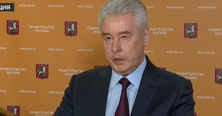 Собянин: самоизоляция в Москве продлевается до 31 мая