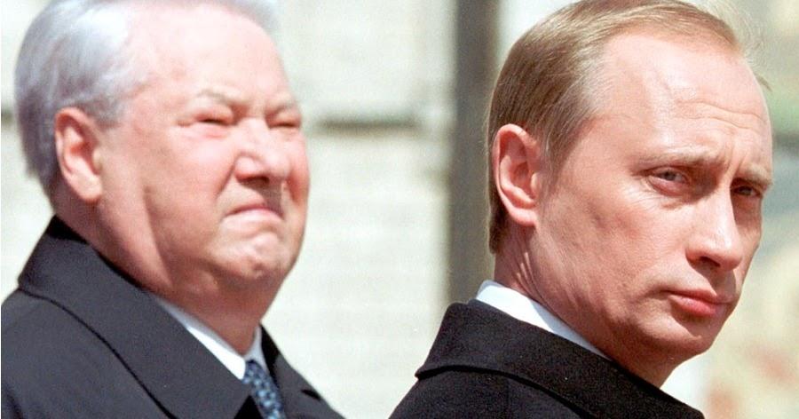 Фото Молодой и энергичный. Ровно 20 лет назад Путин стал президентом