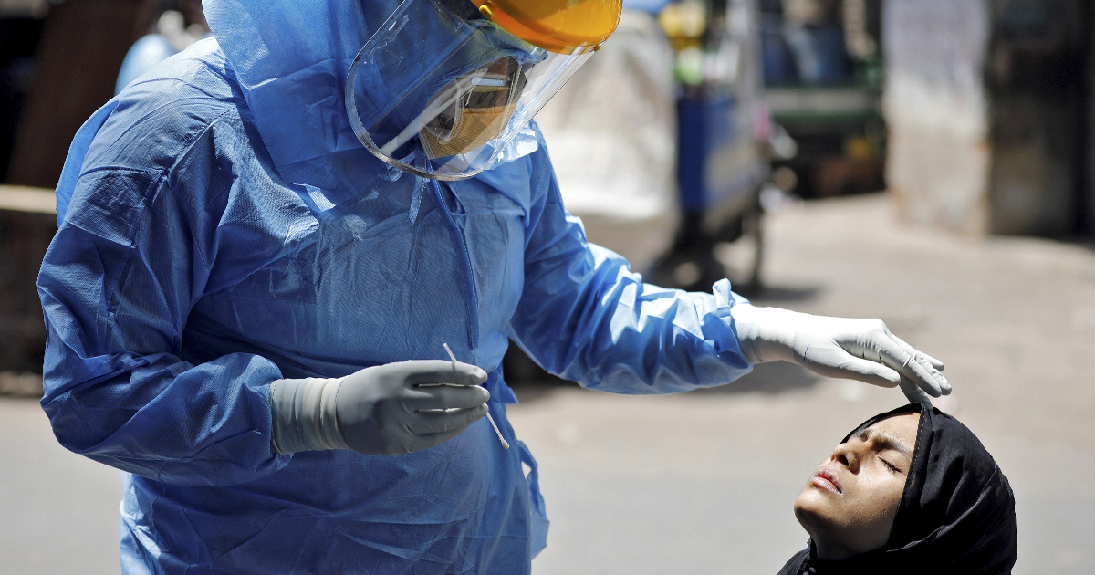 Фото Ученые объяснили, в чем особая опасность нового коронавируса