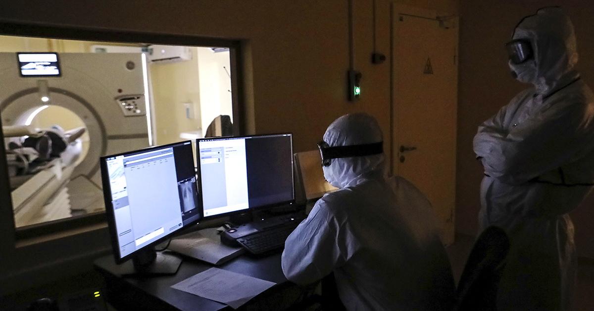 Фото Врач из МГУ объяснила, почему пациенты с COVID-19 непредсказуемы