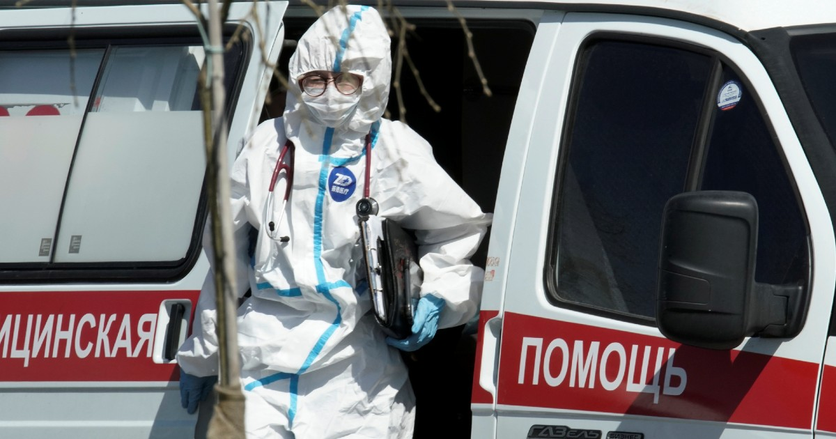 Без рекордов, но много. Данные о новых заболевших в РФ к утру 8 мая