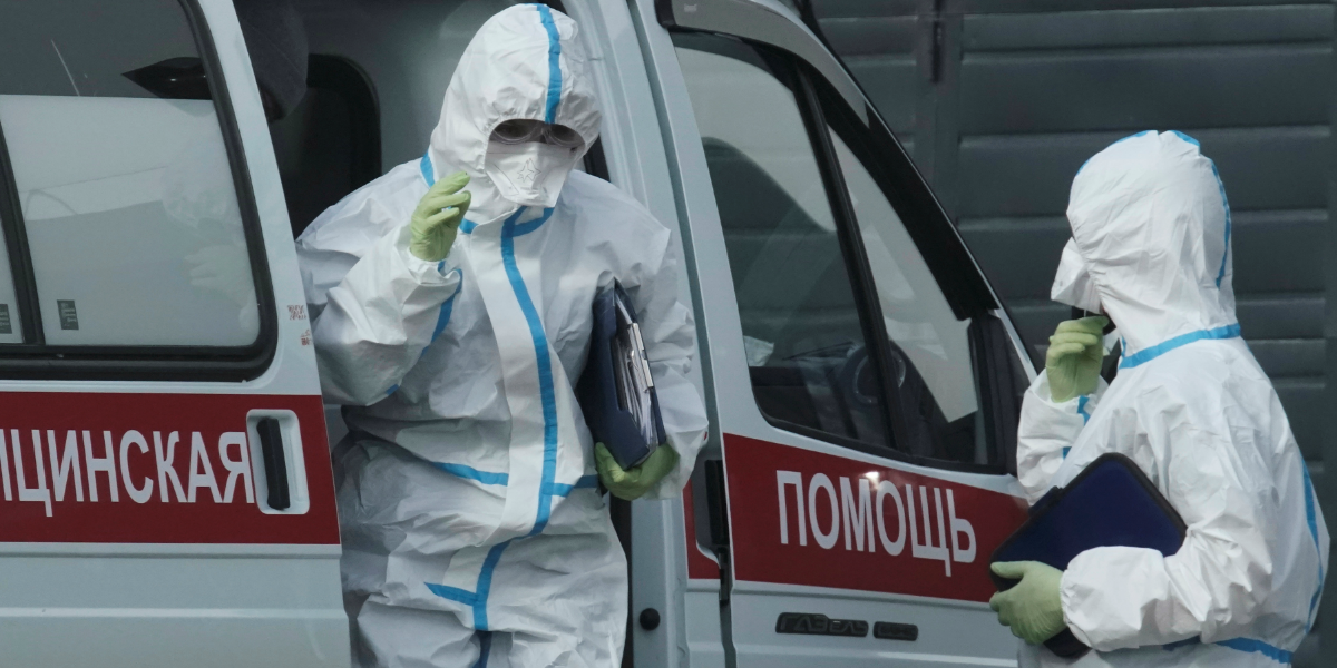 Почти 100 погибших за сутки: данные о пандемии к вечеру 8 мая