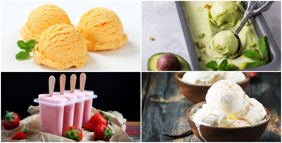 ТОП-7 рецептов домашнего мороженого