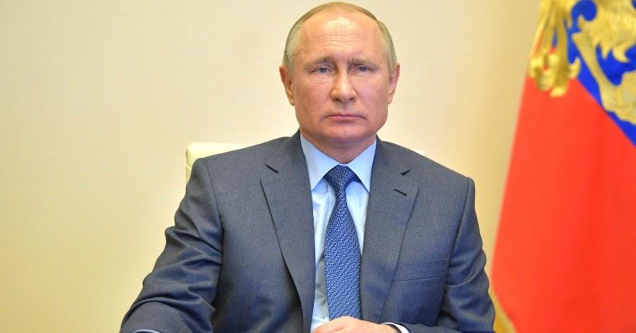 """Фото Путин намерен обсудить продление """"нерабочих дней"""" - Кремль"""