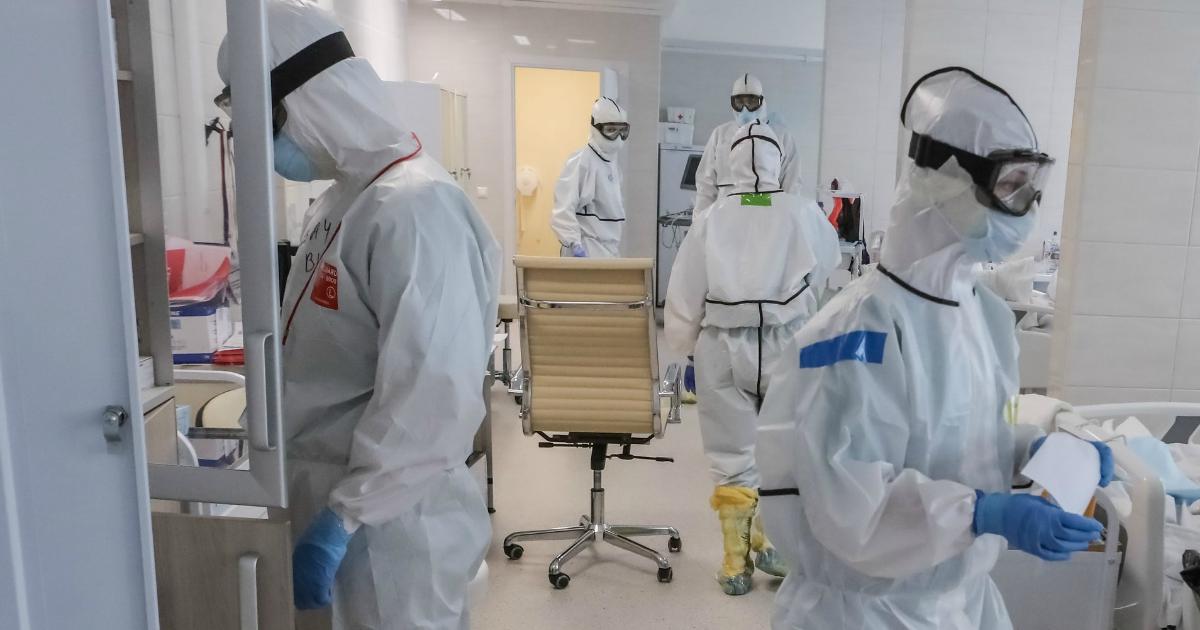 Опять рост числа зараженных: данные о пандемии к вечеру 10 мая