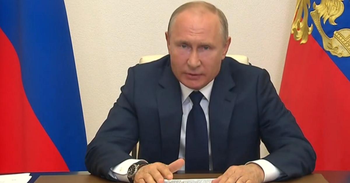 Фото Путин пообещал новые выплаты врачам и соцработникам за работу с коронавирусом