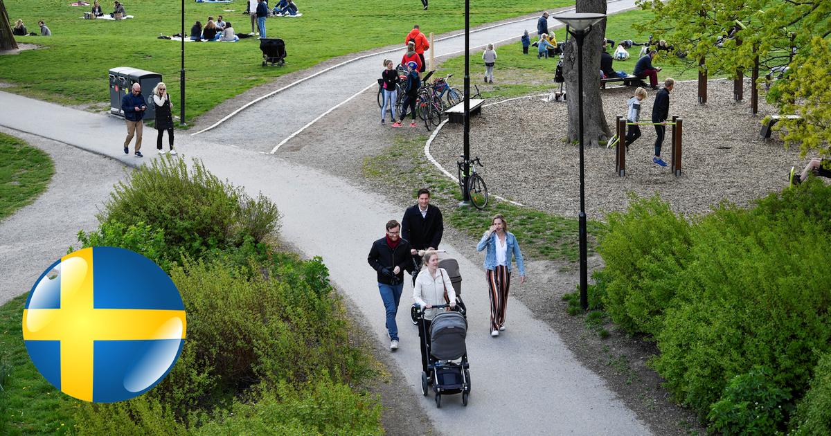 Хотите как в Швеции? Как страна справляется с эпидемией без карантина