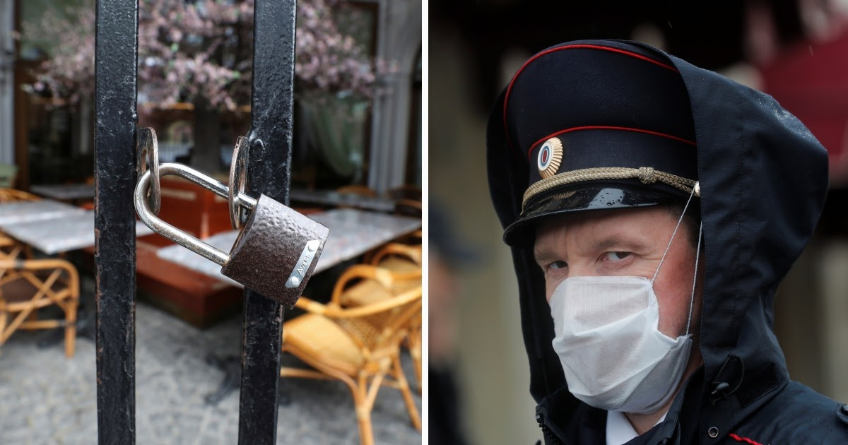 """Фото """"Нерабочие дни"""" закончены, изоляция - нет: что меняется с 12 мая"""