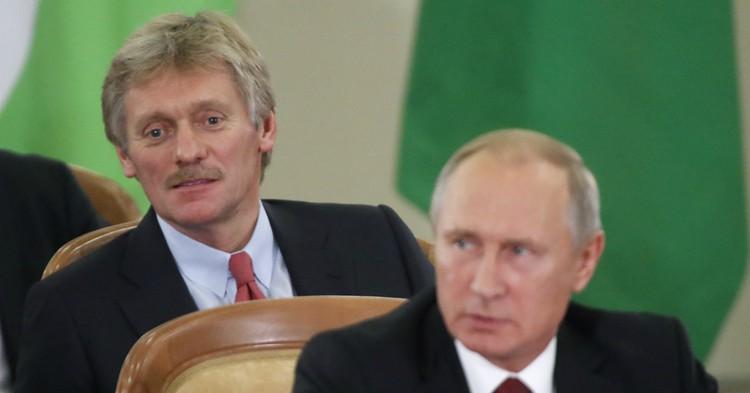 Заболевший Песков сообщил, когда последний раз виделся с Путиным