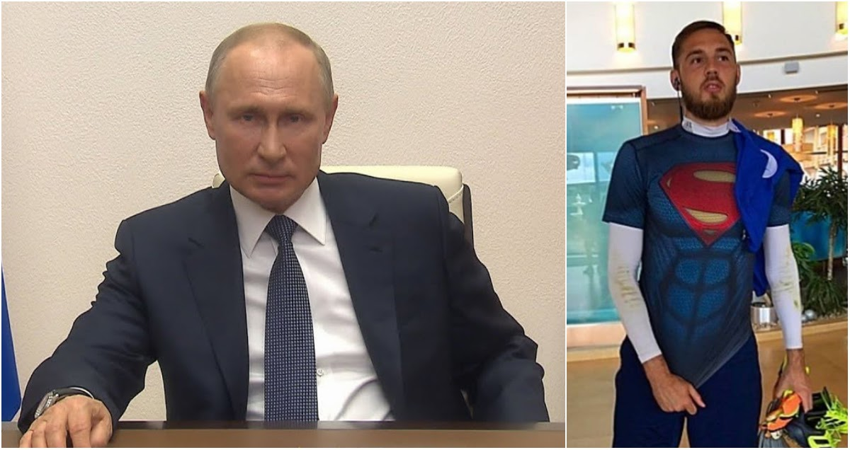 Футболиста Фролова оштрафовали на 1,4 млн за критику Путина и его помощи