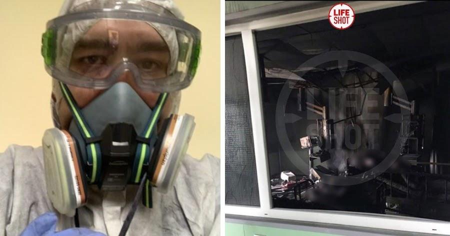 Медики рассказали, как аппарат ИВЛ погубил пятерых в петербургской больнице