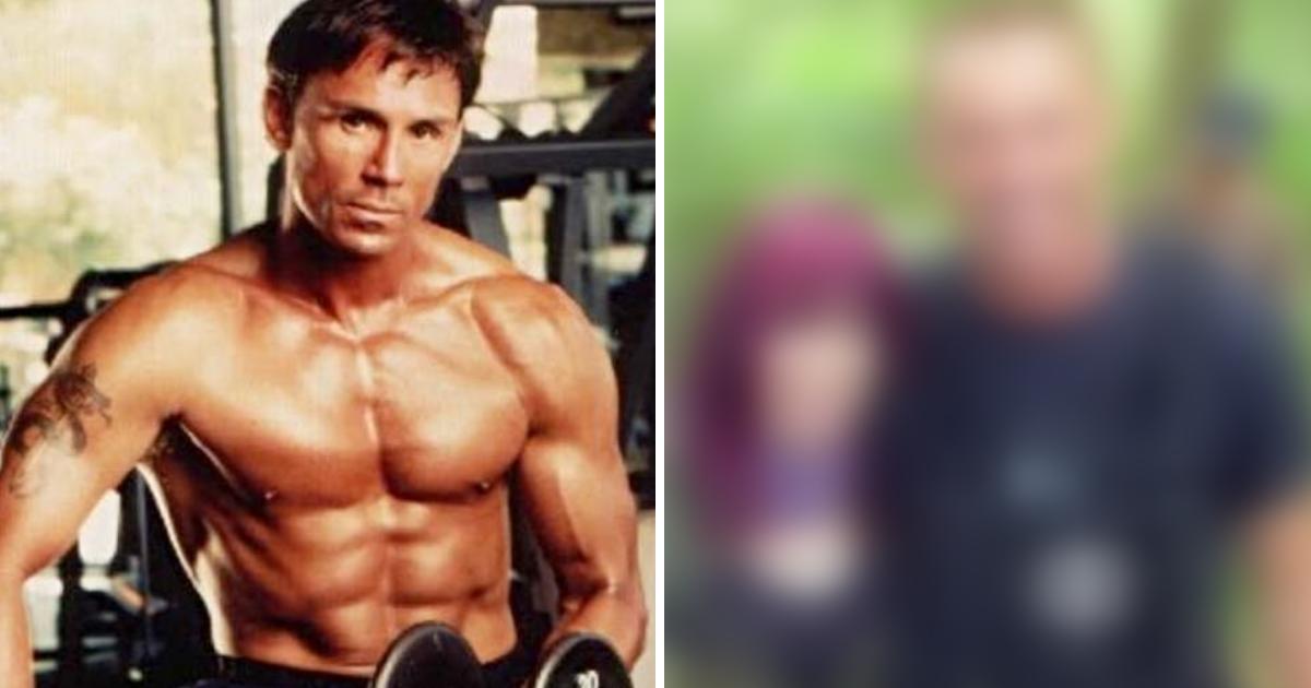 Каким стал легендарный боец и актёр из фильмов 90-х Оливье Грюнер