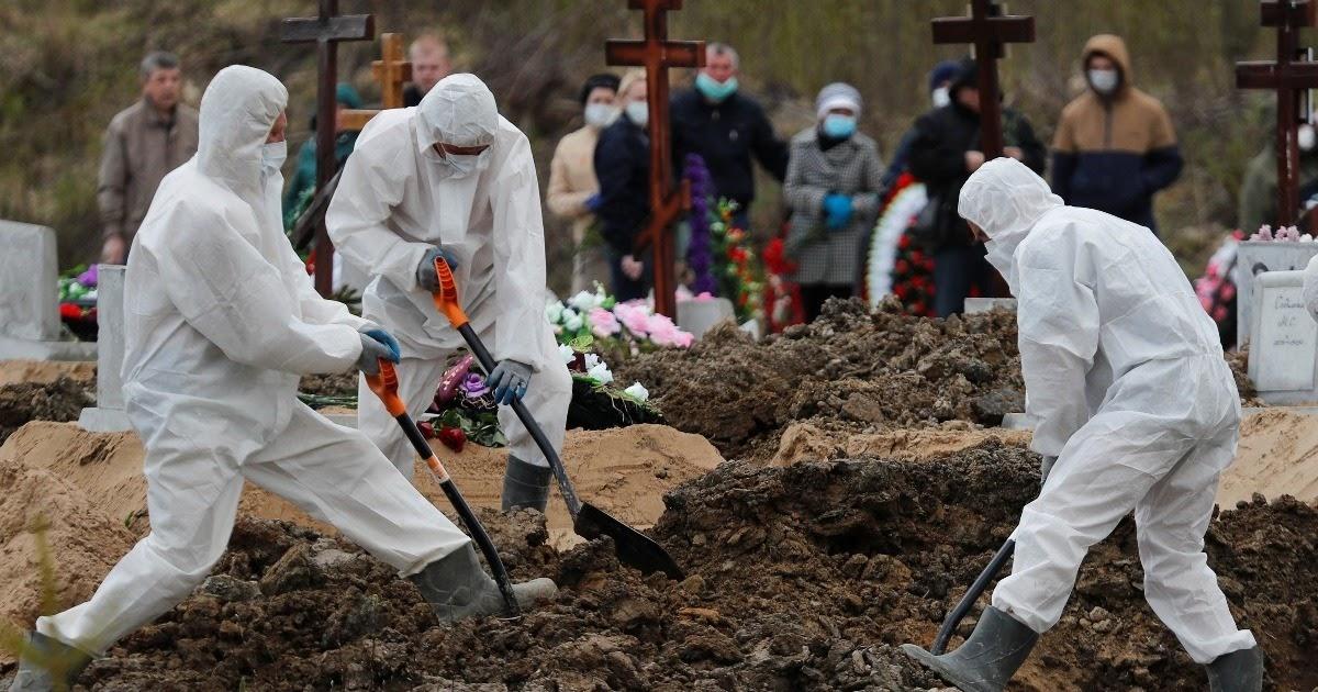 Опровергая, подтвердили? Какова реальная смертность от COVID-19 в Москве
