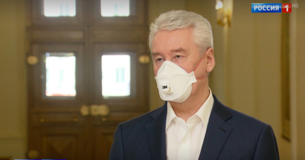 Собянин назвал сроки окончания жесткого карантина в Москве