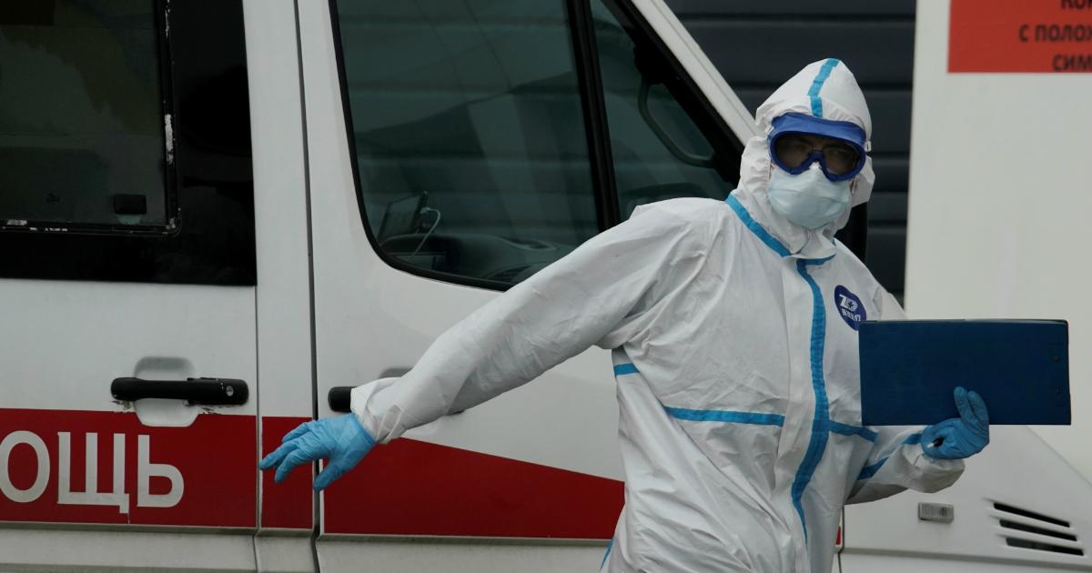 Фото Жертв меньше не становится: данные о пандемии к вечеру 15 мая
