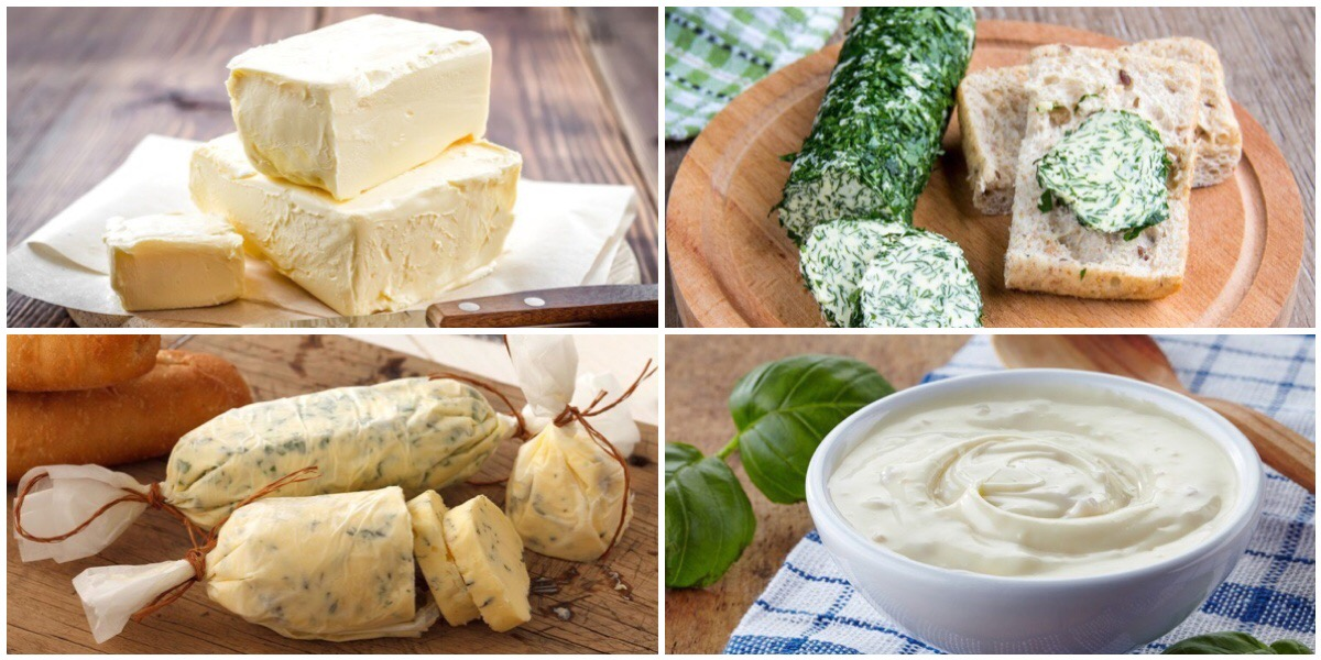 ТОП-7 рецептов сливочного масла и сыра в домашних условиях