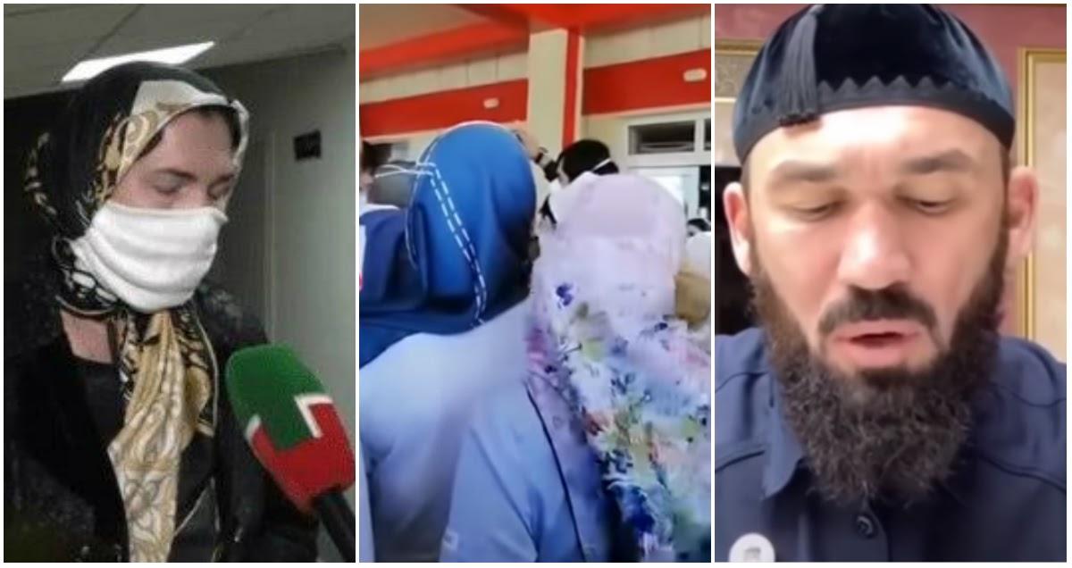 Фото Бунт врачей в Чечне: медики принесли извинения за протесты