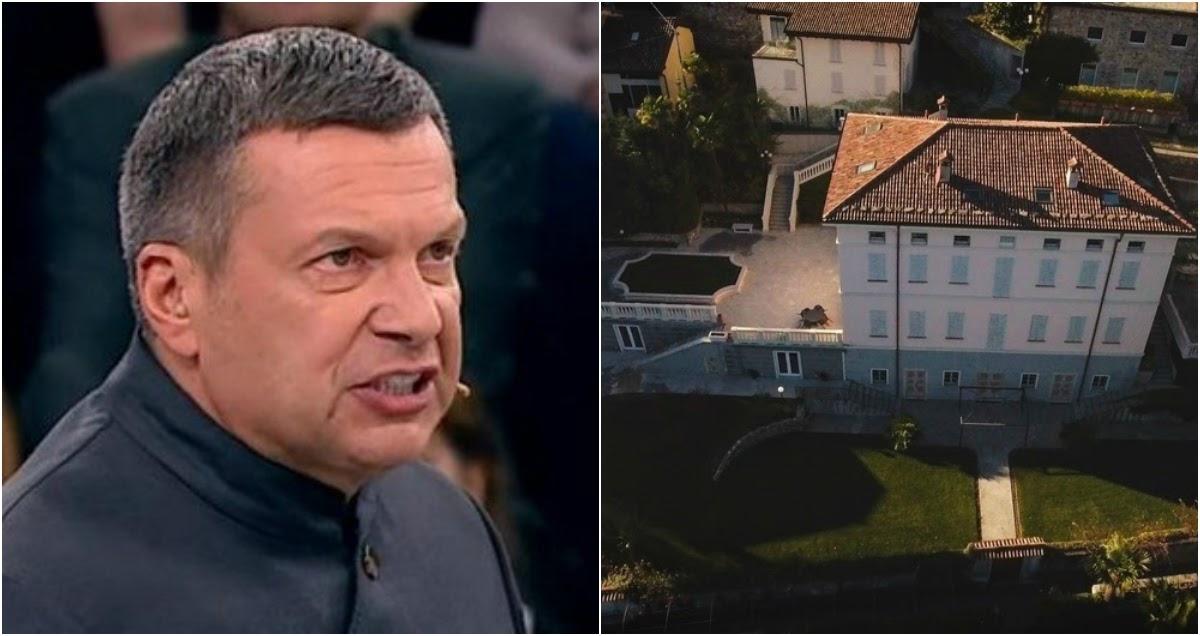 Рекордное число людей потребовало запретить Соловьеву въезд в Италию