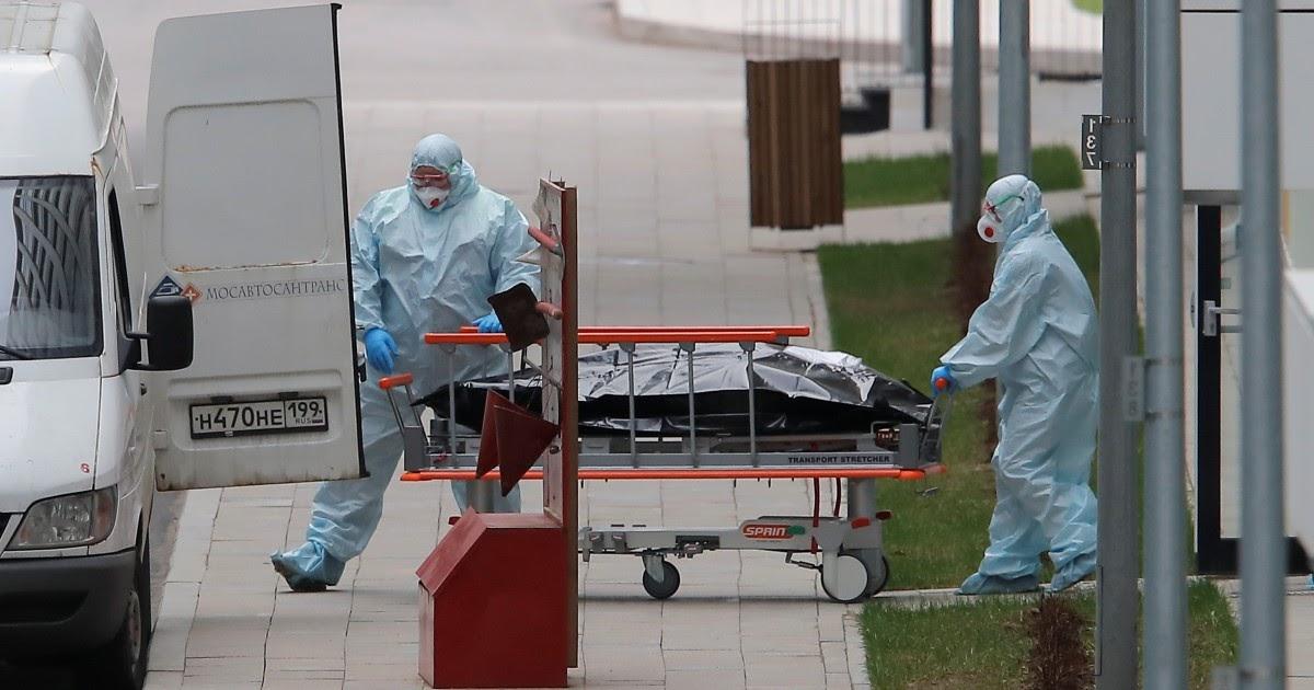 Две тенденции: свежие данные о смepтях от коронавируса в России