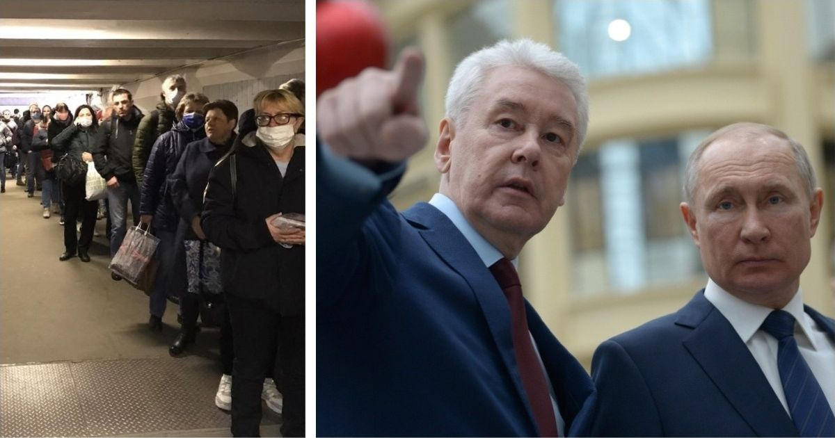 Народ подвел чиновников. Как власти валят вину за эпидемию на россиян