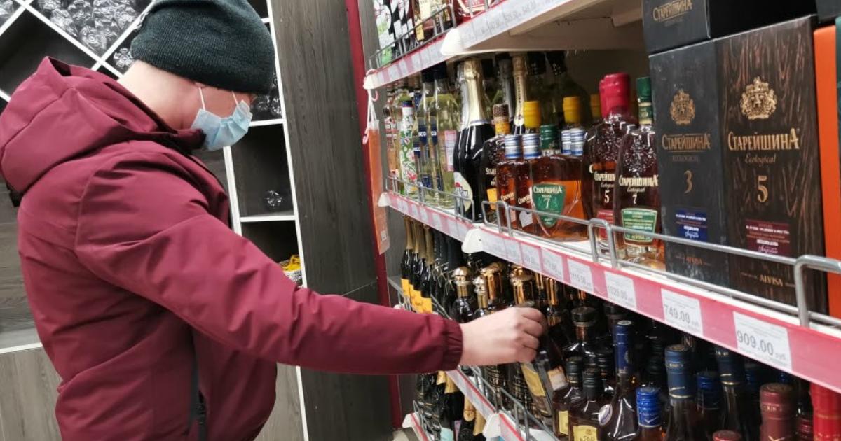 """""""Пить с 21"""": законодатели поддержали повышение возраста продажи алкоголя"""