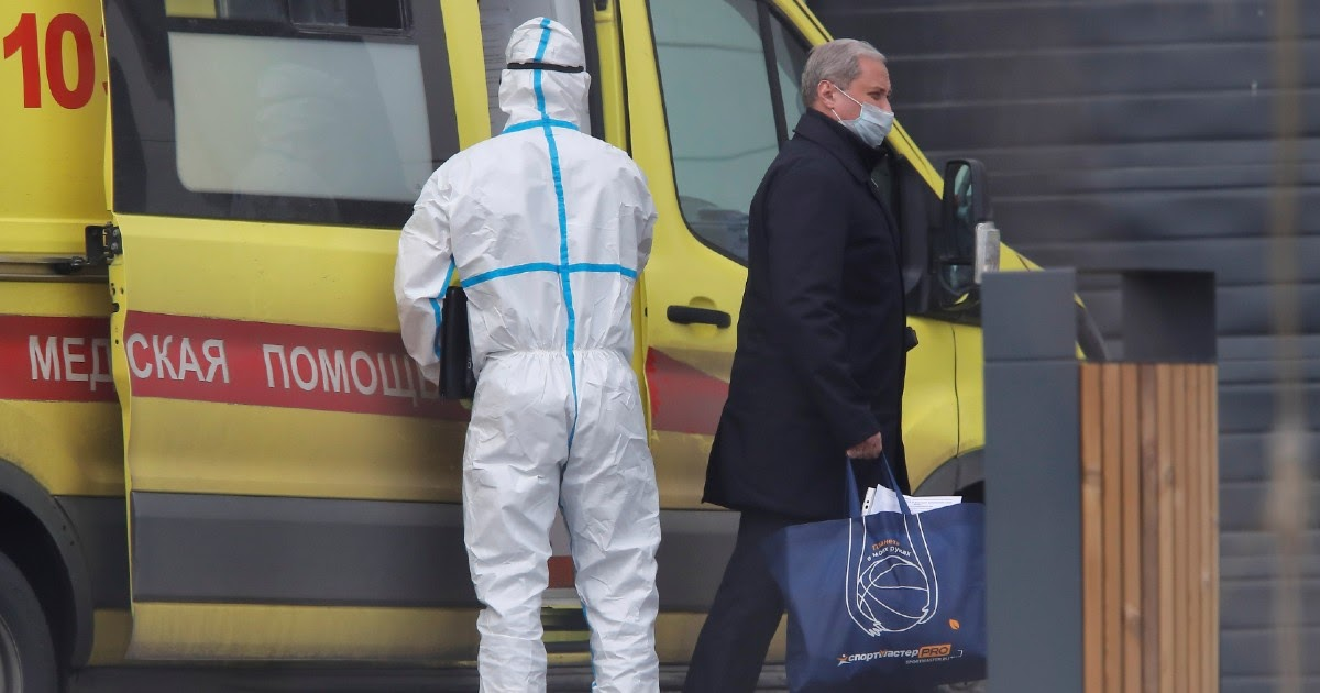 Коронавирус в Москве на 20 мая: меньше заражений и 75 летальных исходов