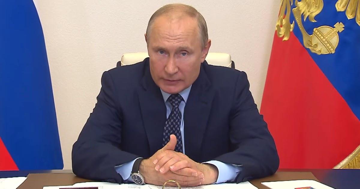 Путин предупредил, когда ждать вторую волну коронавируса в России