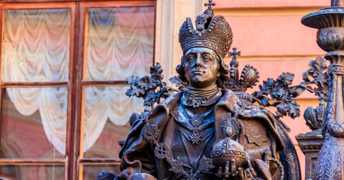 Фото Император Павел I: биография, годы правления, политика, убийство