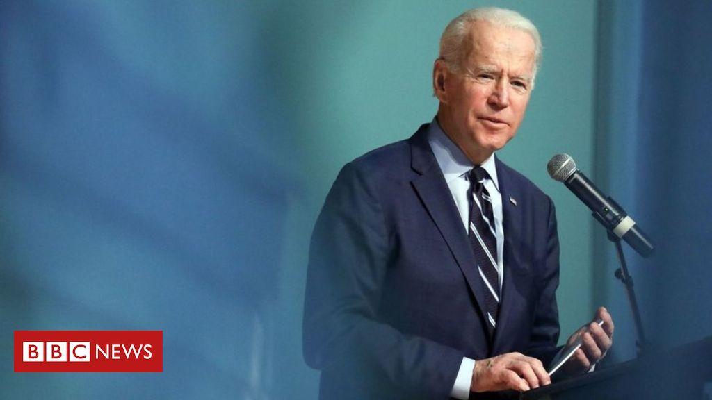 Photo of Biden regrets saying black voters considering Trump 'ain't black'