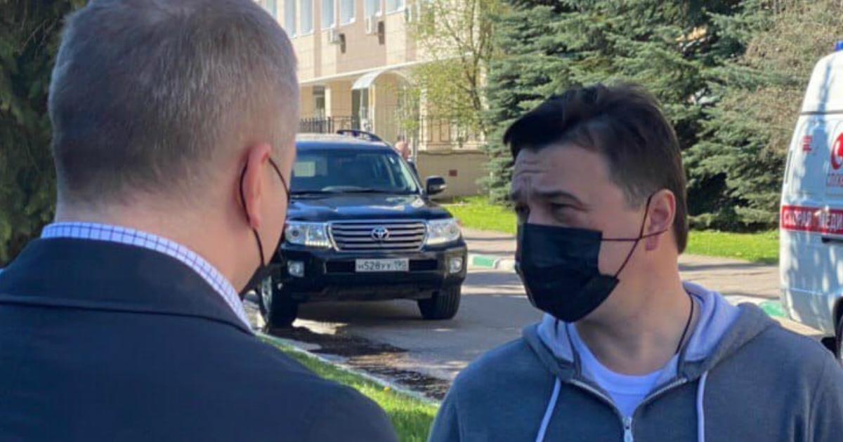 Фото Подмосковье все: Воробьев заявил об отмене пропусков из-за коронавируса
