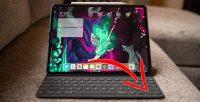 Как управлять курсором в iPadOS при помощи клавиатуры