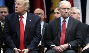 Trump: Sessions was not 'mentally qualified' to be attorney general