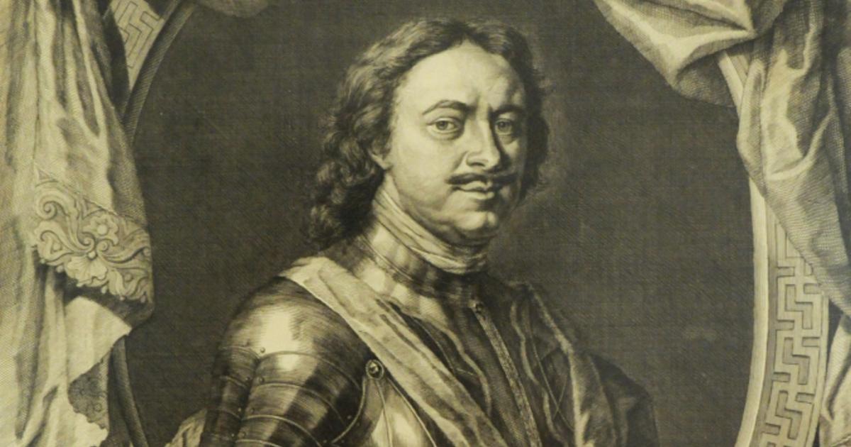 Фото Император Петр I: биография, годы правления, реформы, войны