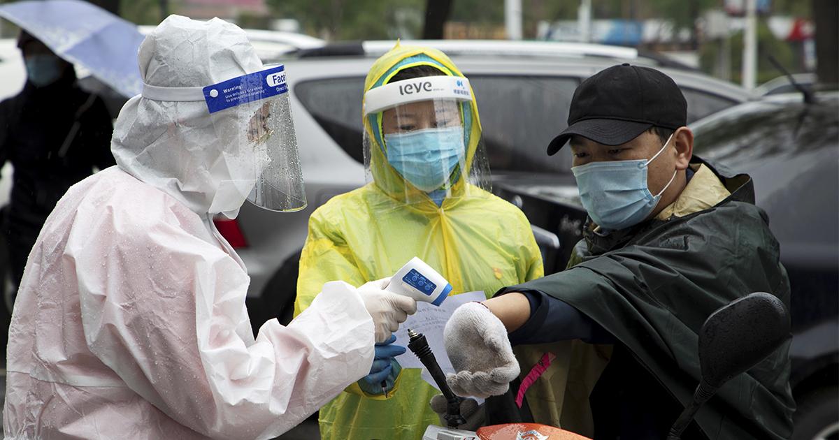 Фото Возвращение вируса: инфекционист из Китая предупреждает об опасности
