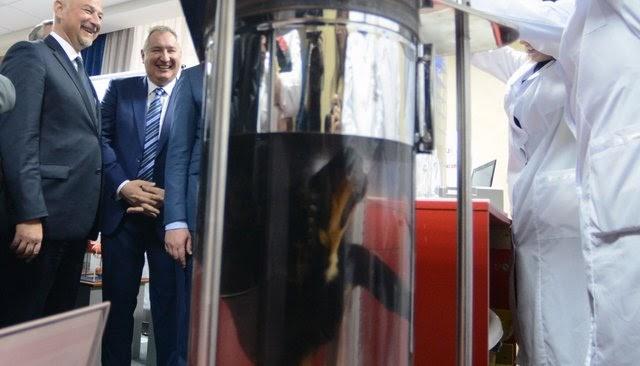 Рогозин заявил, что России необходима новая орбитальная станция