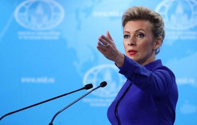 Захарова заявила, что в России не будут введены выездные визы