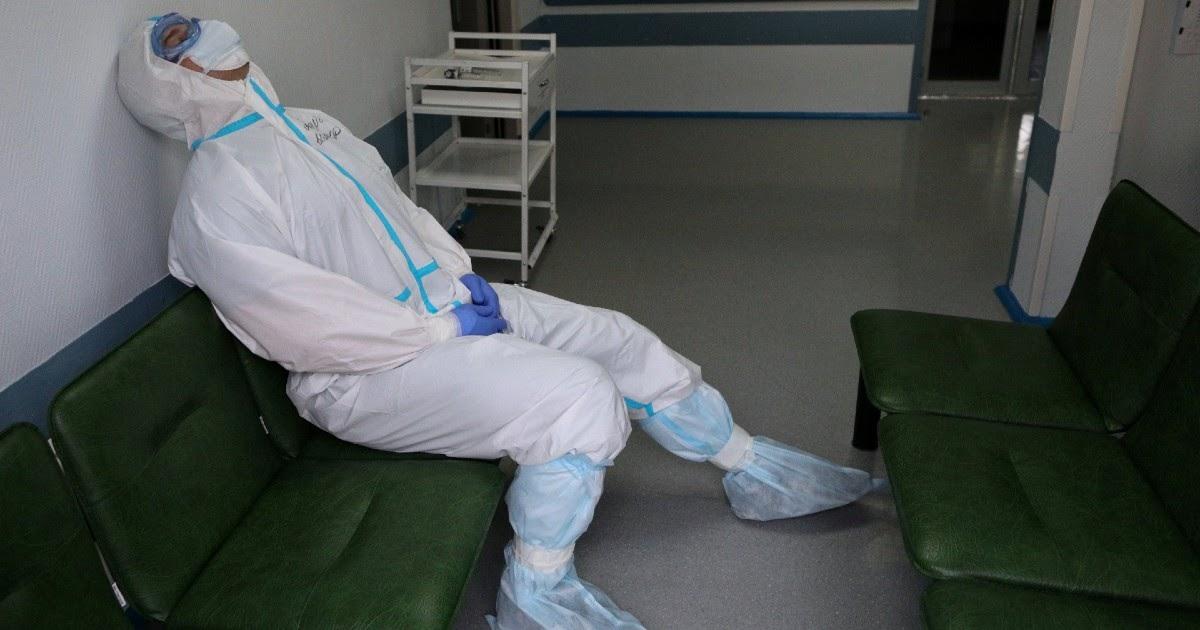 Фото Новый максимум летальных исходов. Эпидемия в России на утро 26 мая