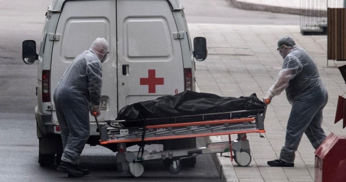 После спада снова более 70 yмepших. Данные об эпидемии в Москве на 26 мая