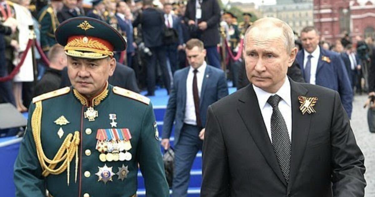Фото Путин назначил парад Победы на 24 июня