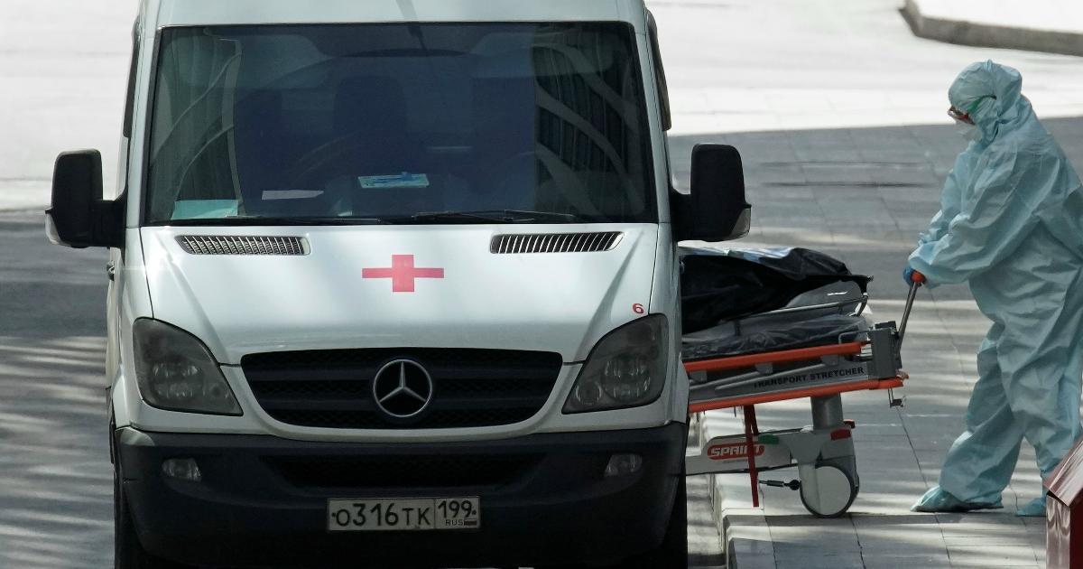 Фото Минздрав заявил, что больше 100 медиков стали жертвами коронавируса