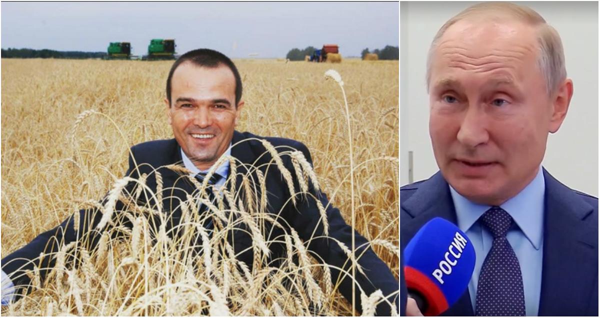 Игнатьев подал в суд на Путина за «незаконное увольнение»