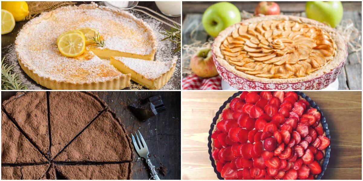 Фото ТОП-7 сладких рецептов для любителей тарта