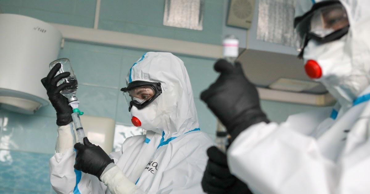 Новых случаев - минимум с начала месяца. Эпидемия в России на утро 27 мая