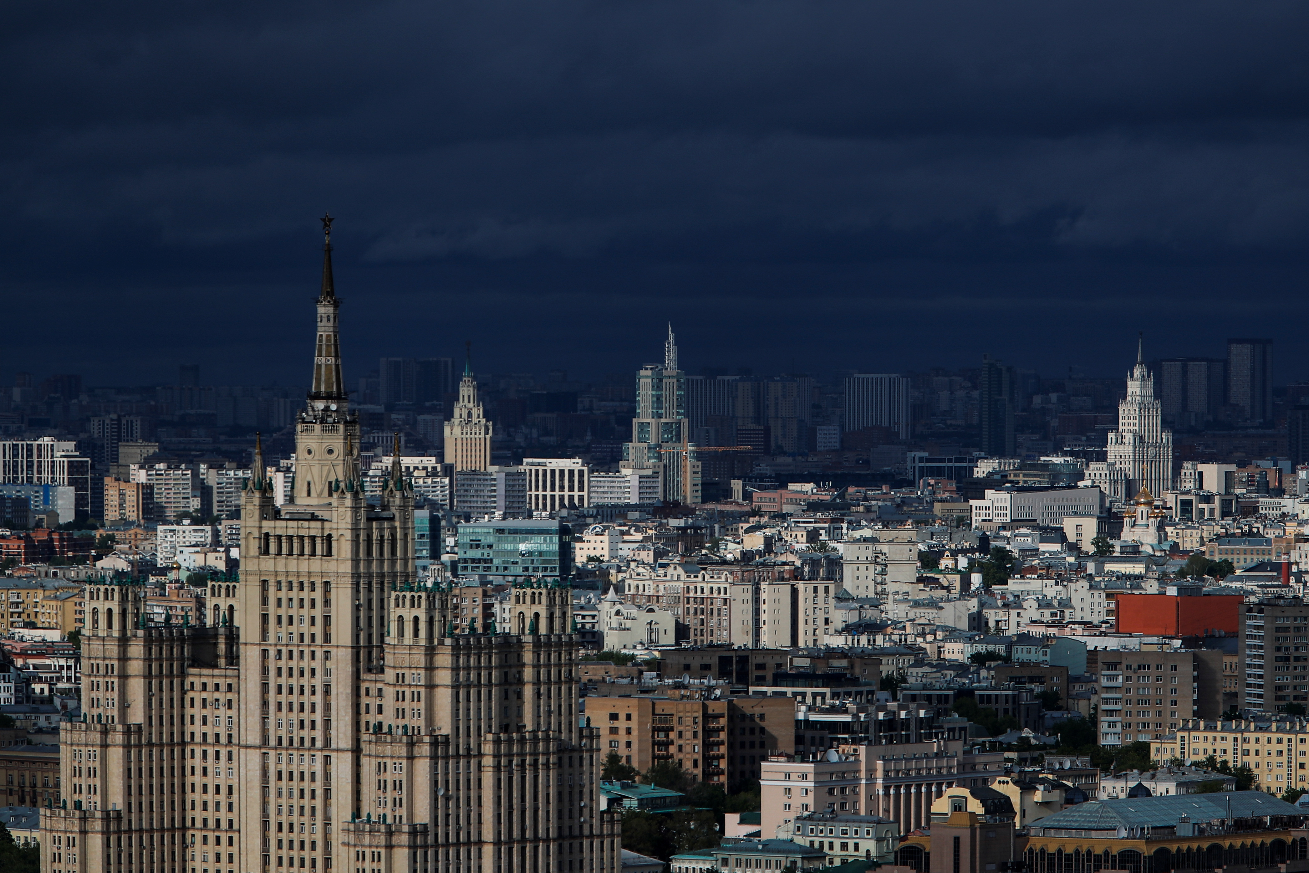 Роспотребнадзор заявил, что Москва готова к первому этапу снятия ограничений